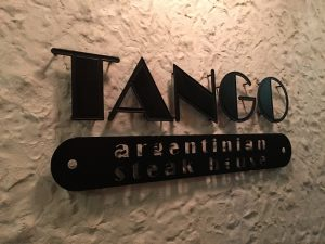 ジャニーズのメンバーが香港まで食べに来たという「アルゼンチンステーキ」に大満足 / Tango Argentinian Steakhouse