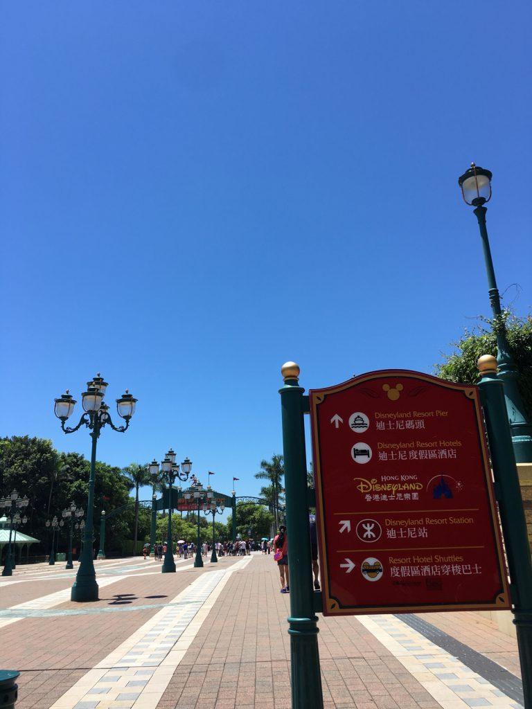 香港の空が真っ青だったのは、「低い湿度」と「大気汚染の改善」が理由?