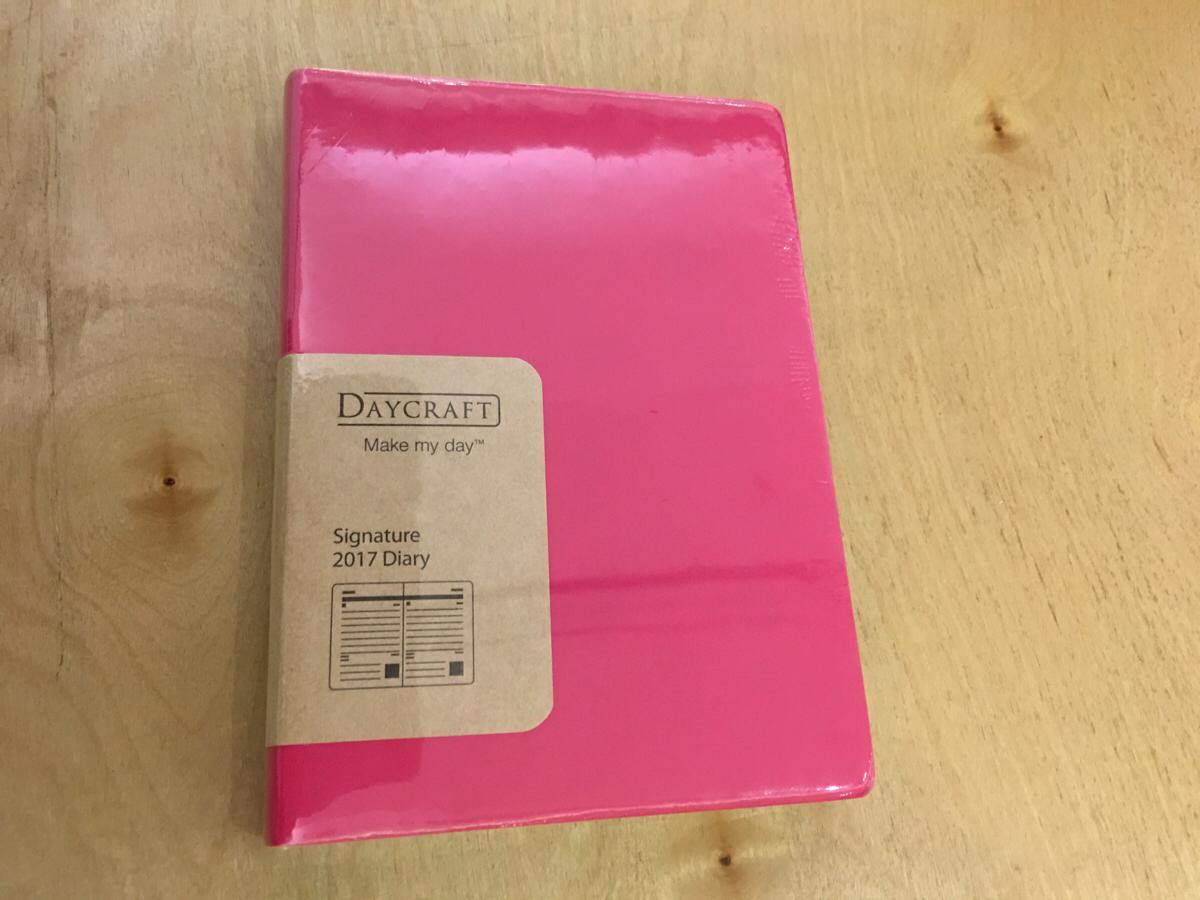 香港在住者が香港ブランドの手帳DAYCRAFTを購入する場合は中国版(Chinese Version)がオススメです