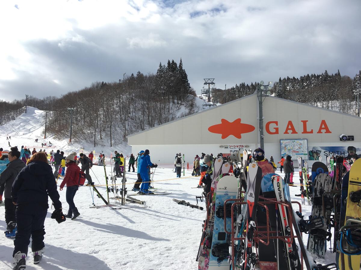 東京近辺出身の海外在住者の一時帰国におすすめ ~ 子連れでスキー@ガーラ湯沢
