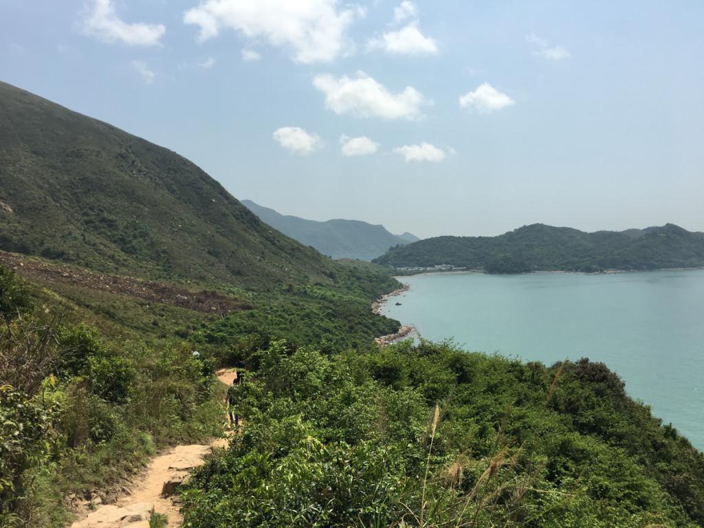 香港ランタオ島の東涌から大澳まで「東澳古道」をハイキング