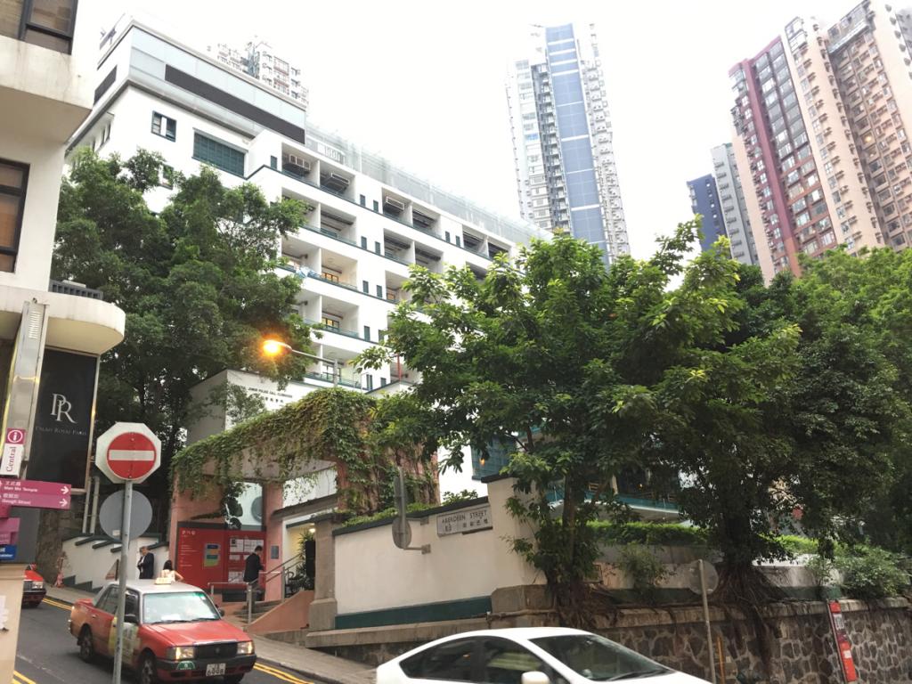 PMQ元創方は建物自体より地下トイレの方が価値がある?〜香港歴史散歩@中環(セントラル)