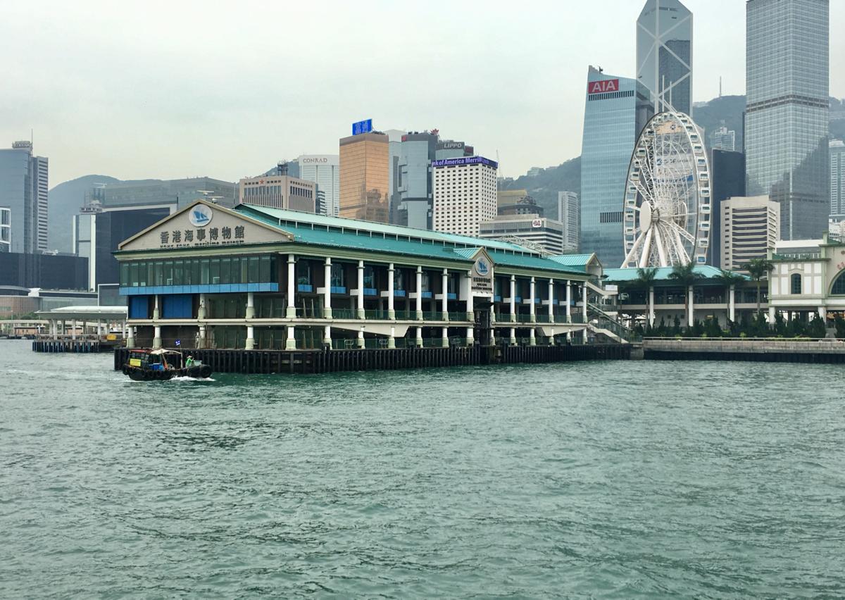 国際博物館の日で香港中の博物館が無料に!香港海事博物館(Hong Kong Maritime Museum)に行ってきました