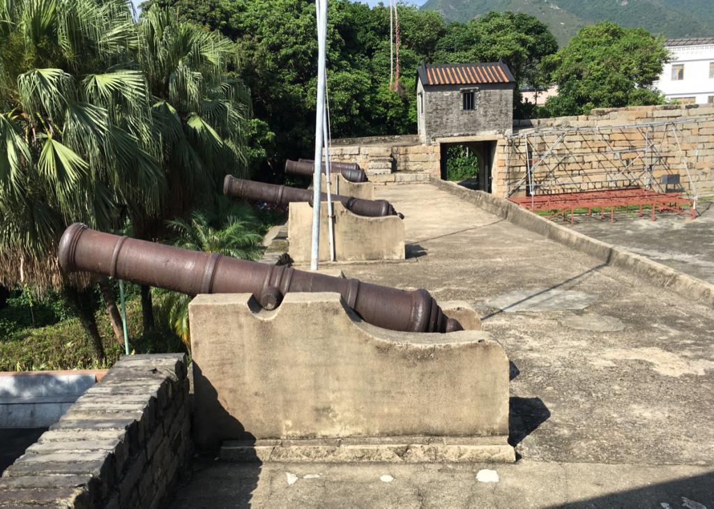 清の時代の防衛拠点を探索〜東涌炮台(Tung Chung Fort)〜香港歴史散歩@ランタオ島(大嶼山)東涌