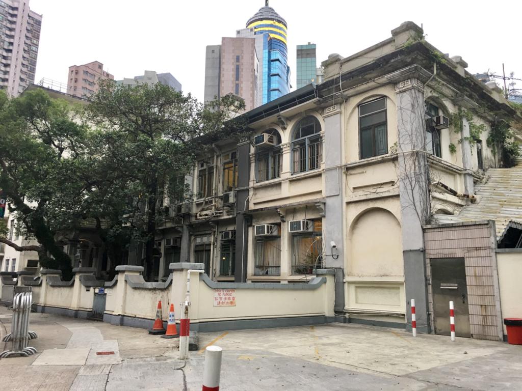Martin Houseには日本人が掘った秘密の地下トンネルがあった!?〜香港歴史散歩@中環(セントラル)