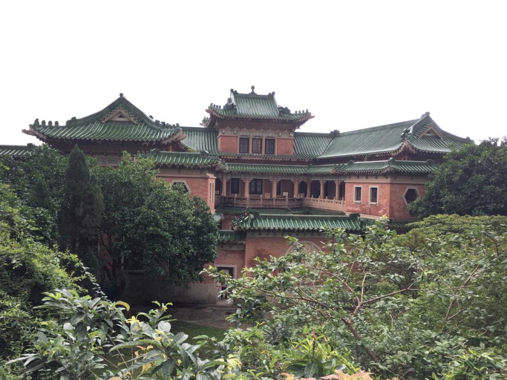 年1回の無料公開日に景賢里(King Yin Lei)を訪問〜(中編)景賢里の歴史