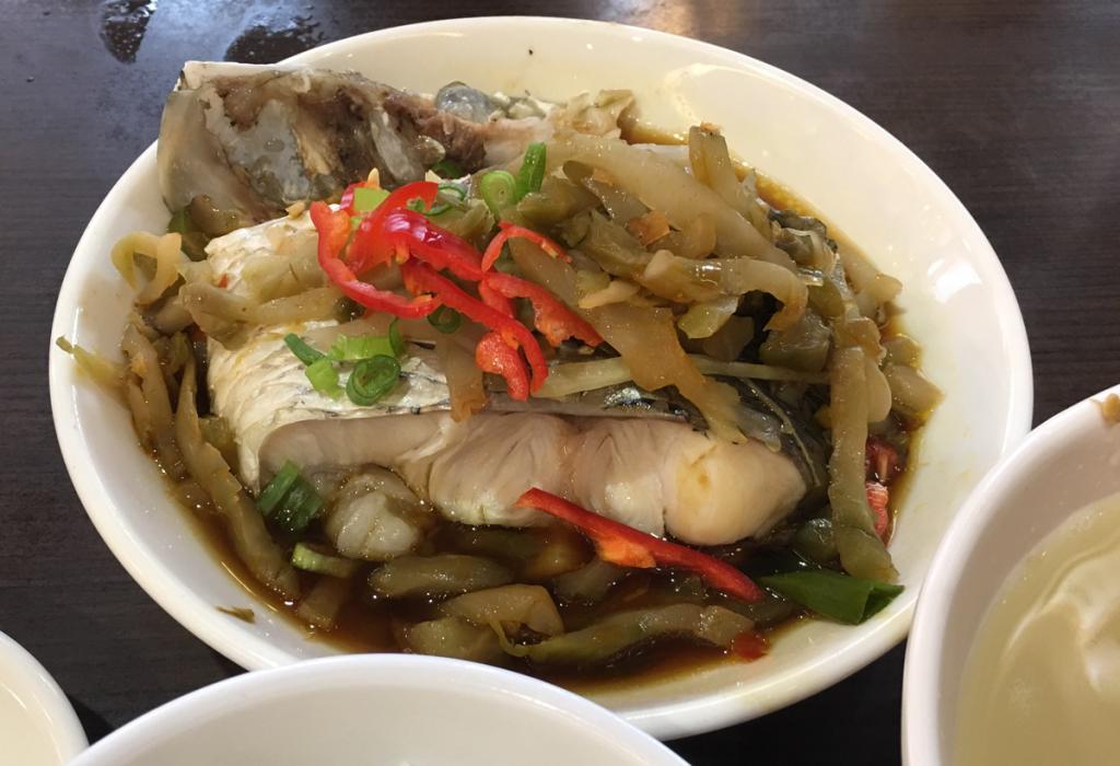 香港の家庭料理のレストラン「住家菜」で毎回「蒸魚」を注文するたったひとつの理由