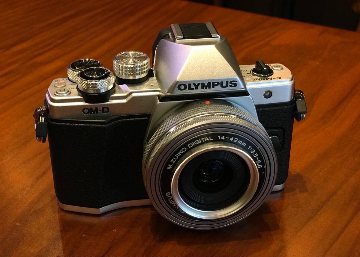 カメラ「OLYMPUS E-M10 Mark Ⅱ」を使えるようになりたい