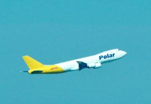 香港国際空港を離陸する貨物専用機を観察するのが面白い~「ポーラエアカーゴ」と「カタール航空カーゴ」