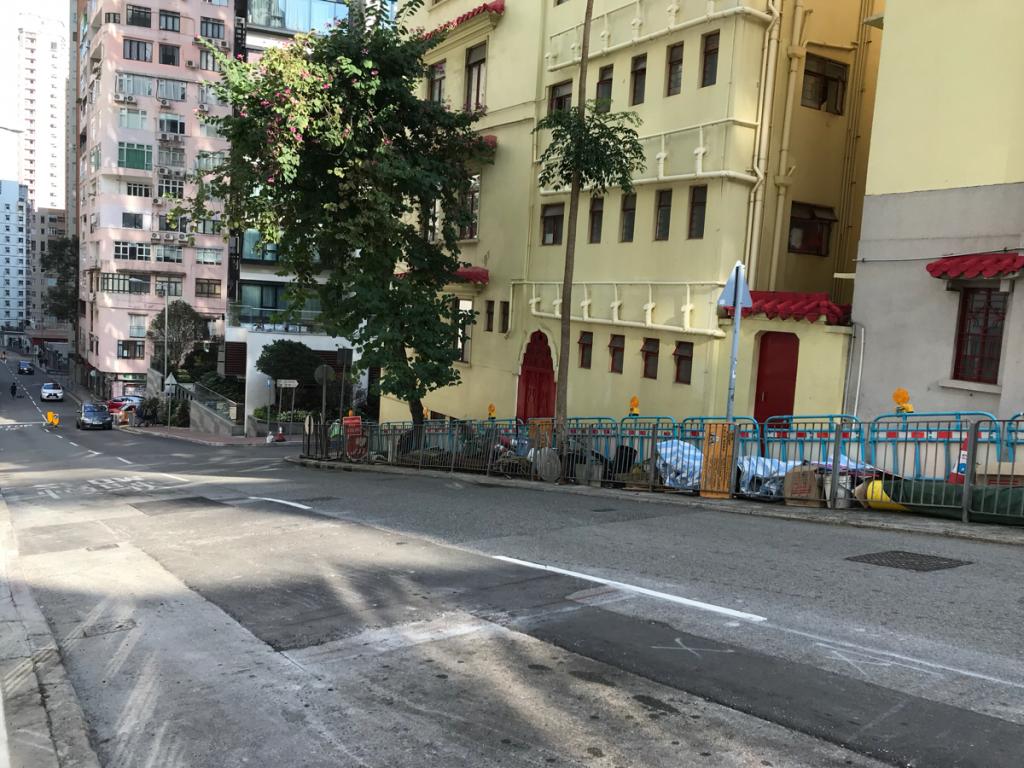 2級歴史建築になっている住宅を通った〜香港歴史散歩@跑馬地(Happy Valley)