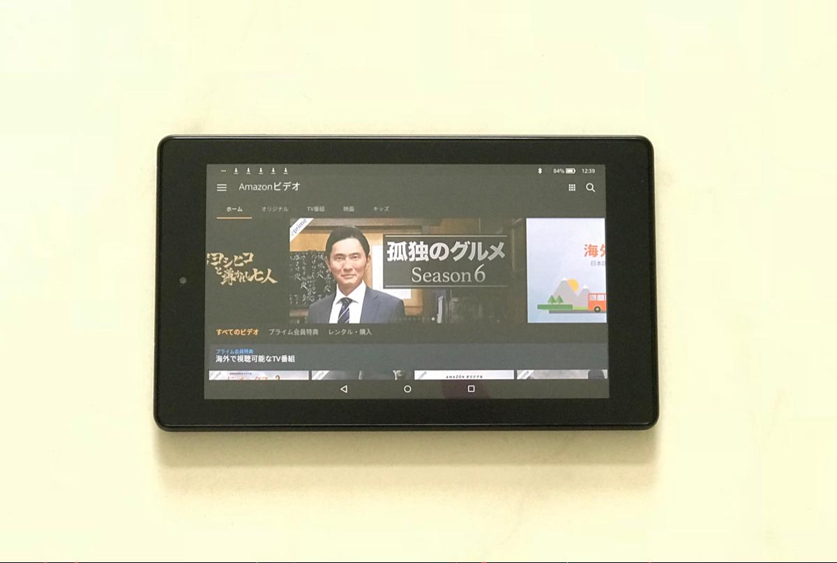 日本滞在時はAmazonプライムビデオを観るので忙しかった