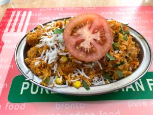 ベジタリアンのインド料理を食べてきた〜Brant Indian Vegetarian Restaurant@尖沙咀