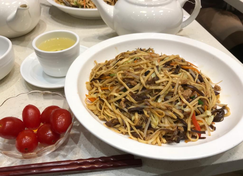 ベジタリアンの中華料理を食べてきた〜大自然素食(GAIA VEGGIE SHOP)@尖沙咀