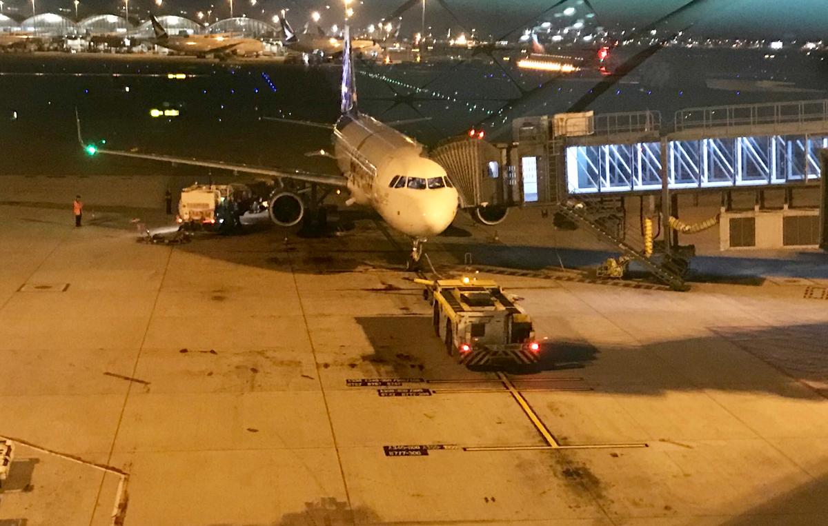 香港発羽田空港行きの香港エクスプレスの深夜便UO624便の席を比較〜最前列・アップフロントシート・スイートシート・後部座席のどの席が良いのか考えてみた