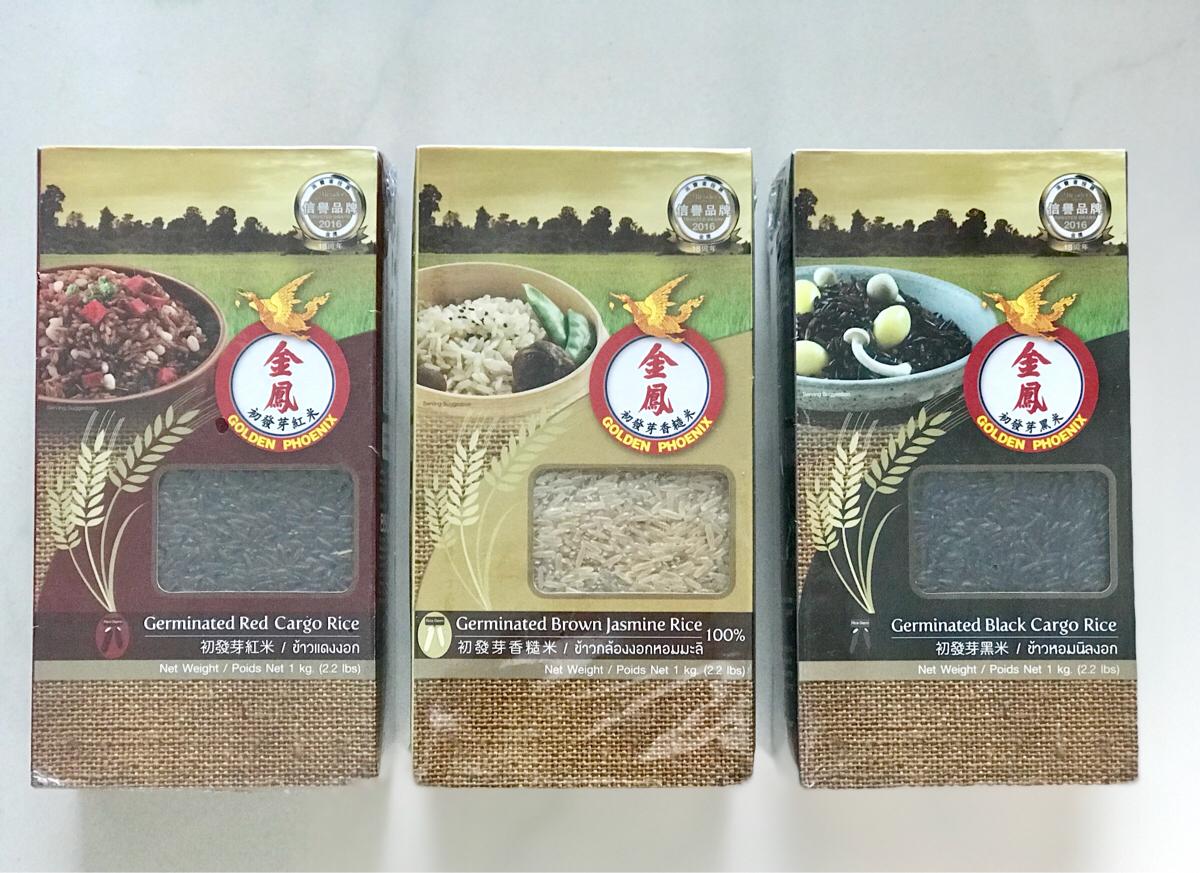 タイ米の玄米・黒米・赤米を混ぜて炊いてみたら、後味がいまいちだった