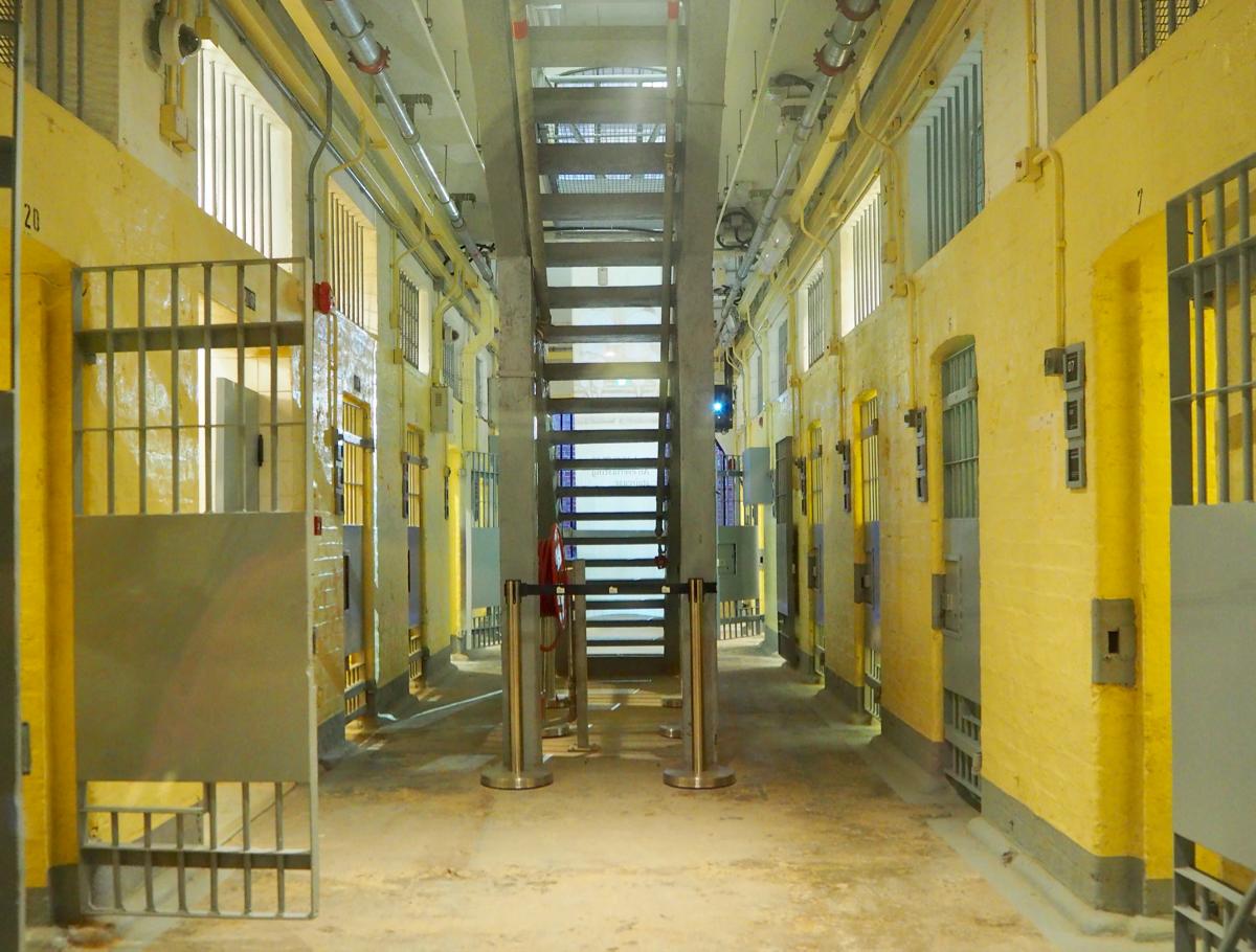 ビクトリア監獄の塀の中の生活はやっぱり過酷だったんだと感じた~香港セントラルにある旧中央警察がアート施設になった大館(Tai Kwun)を訪問(6)