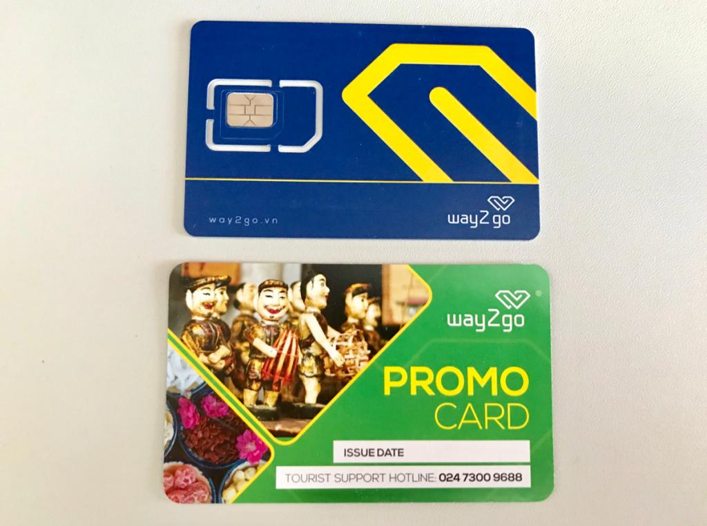 香港深水埗で買ったプリペイドSIMカードが活躍した〜子連れでハノイ旅行(2)