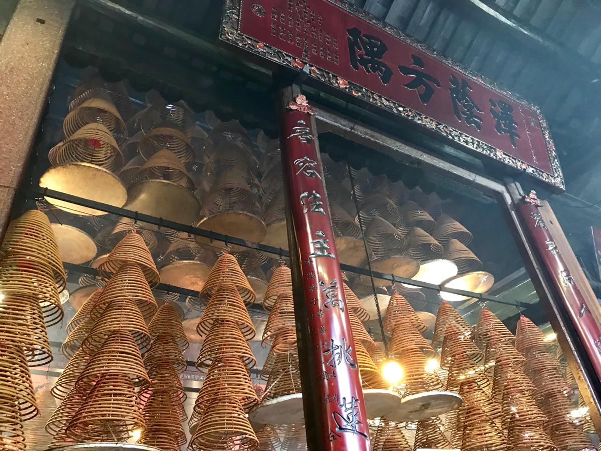 觀音廟(紅磡)は多くの参拝客で賑わっていた~香港歴史散歩@紅磡(ホンハム)蕉湖街(3)
