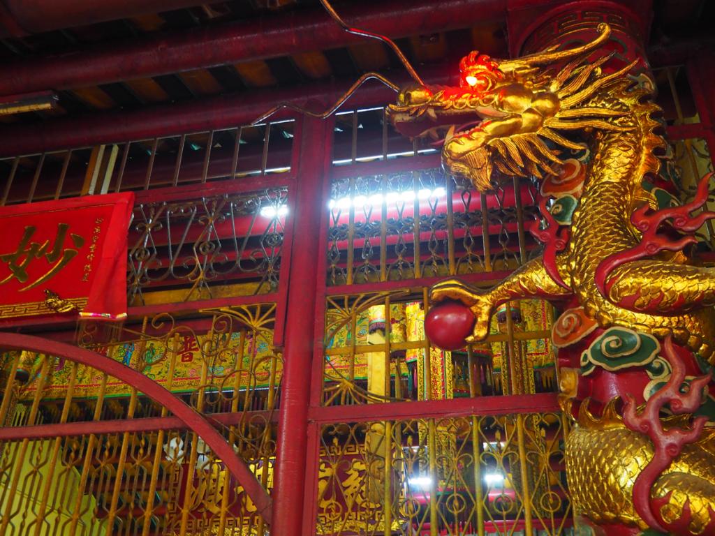 大窩口にある關帝廟を見学して、香港内の関帝廟があまりメジャーでなかったことに気づいた