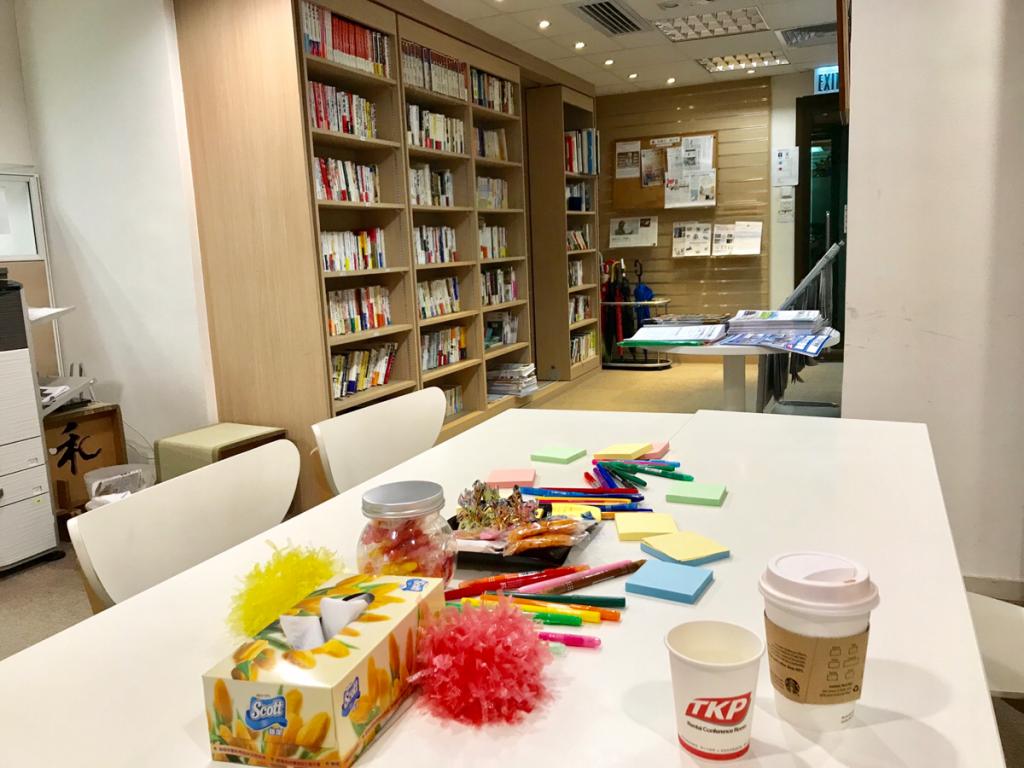 香港和僑会でのRead for Action読書会開催で、「本を読まない人に読ませることは大変だ」ということを改めて実感した