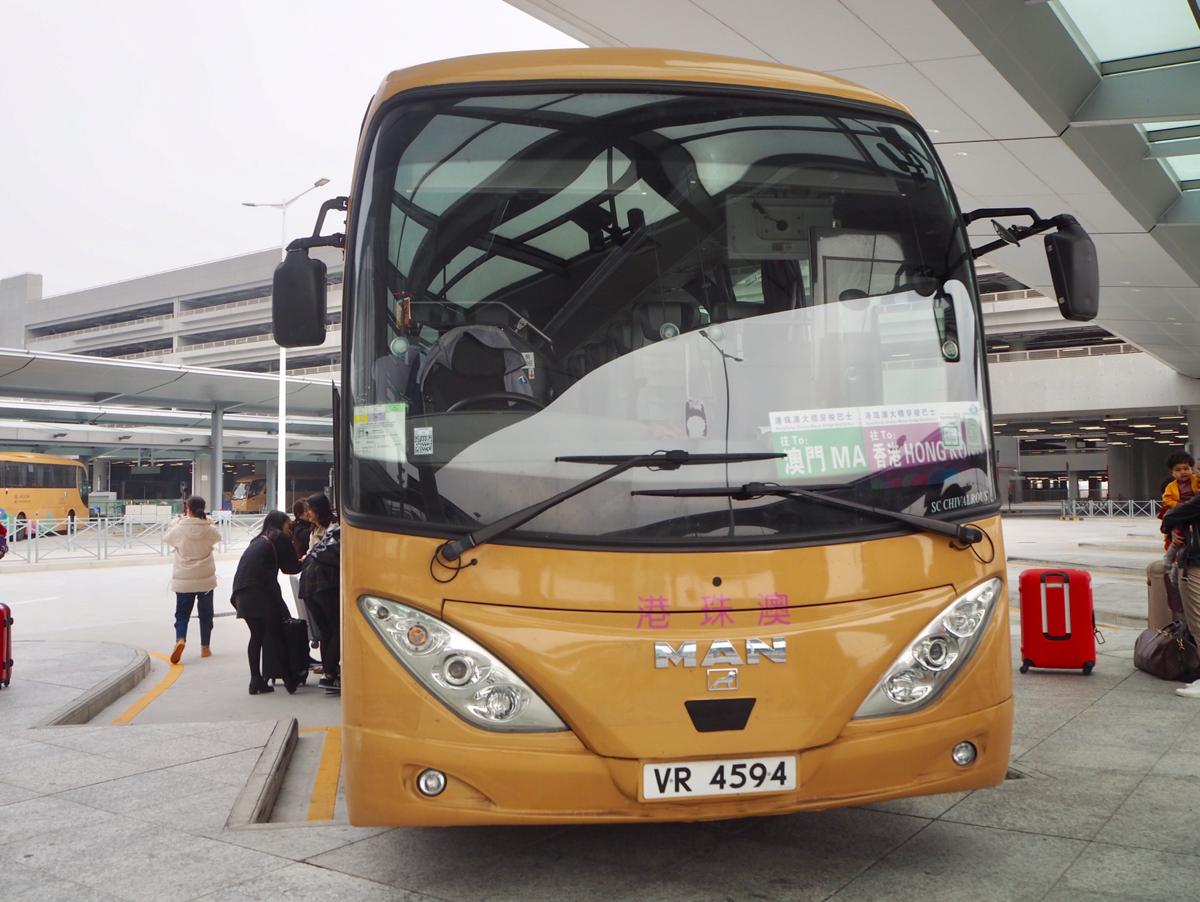 港珠澳大橋を渡るシャトルバスで香港からマカオに向かう手順についてまとめてみた