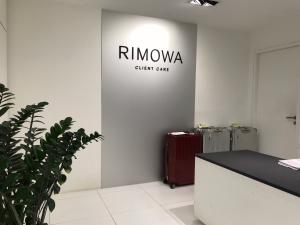 RIMOWAのスーツケースが壊れたけど、尖沙咀にあるRIMOWA Service Centreで無料ですぐに修理してもらえて良かった