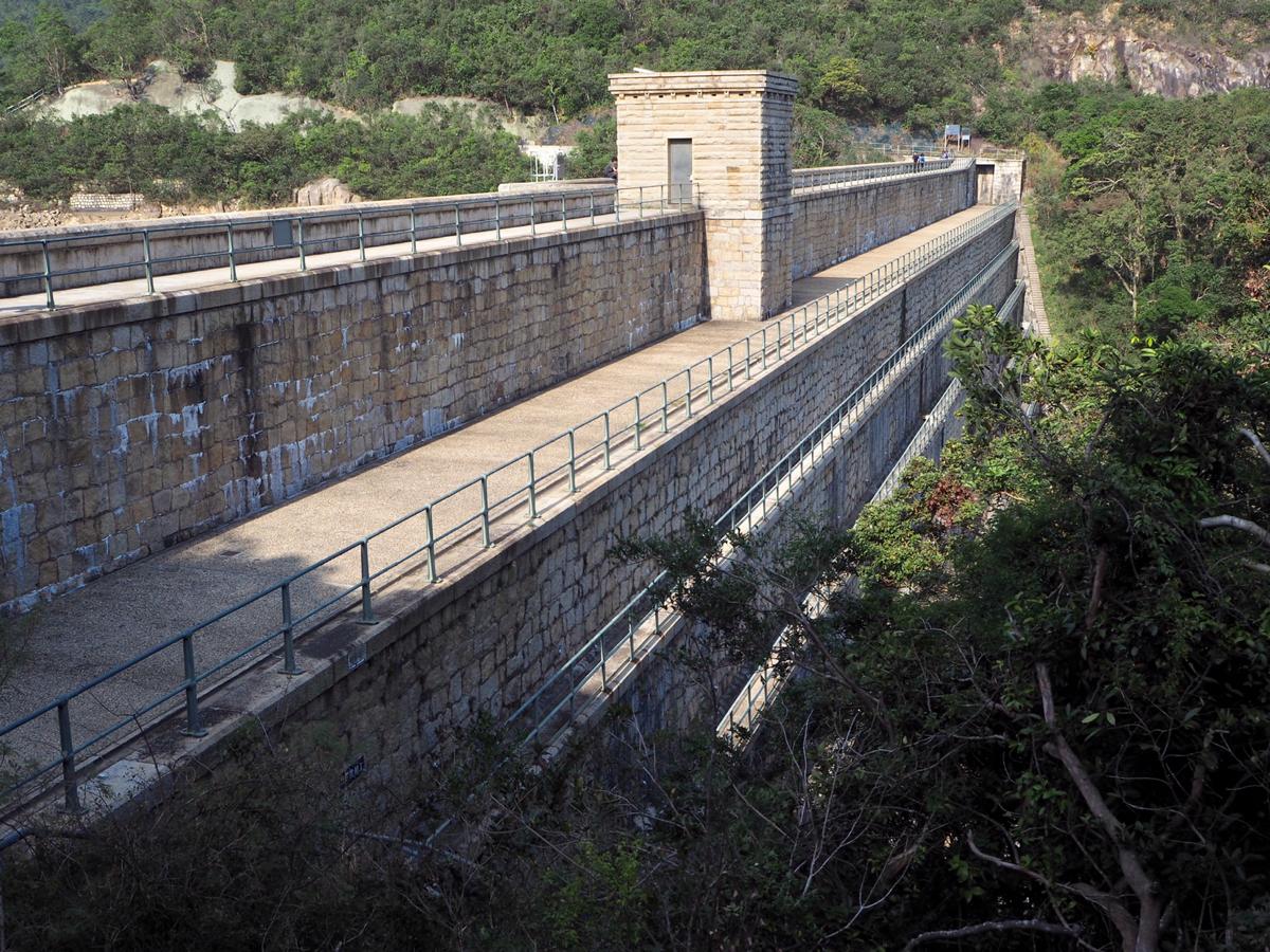 残りの2つのダムも見応えたっぷりだった〜大潭水務文物徑(Tai Tam Waterworks Heritage Trail)をお散歩(4)