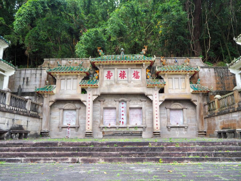 まずは香港スタジアム横にある競馬場の大災害の慰霊碑を訪れた〜馬場先難友紀念碑(Race Course Fire Memorial)〜香港歴史散歩@跑馬地(1)