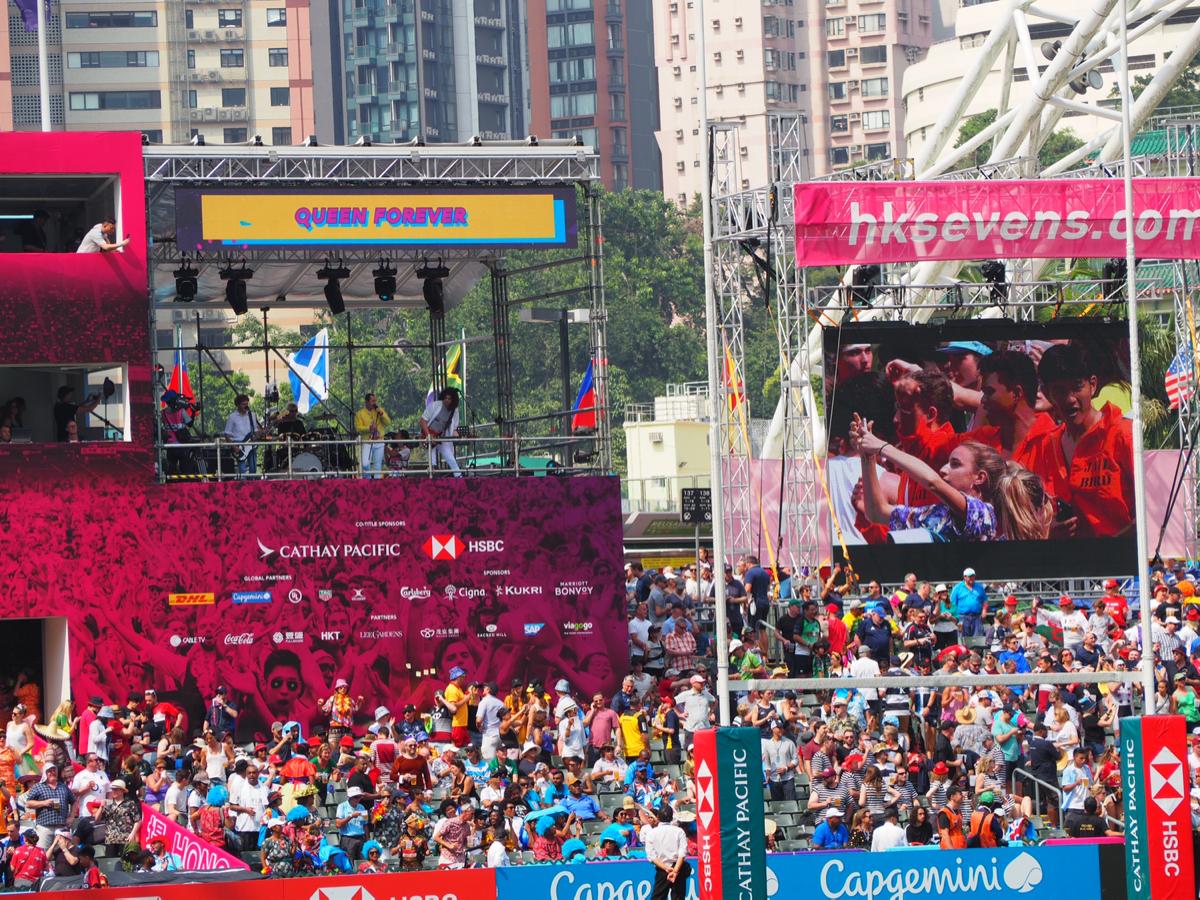 香港セブンズの魅力は試合だけじゃない〜香港セブンズ 2019を観戦(5)