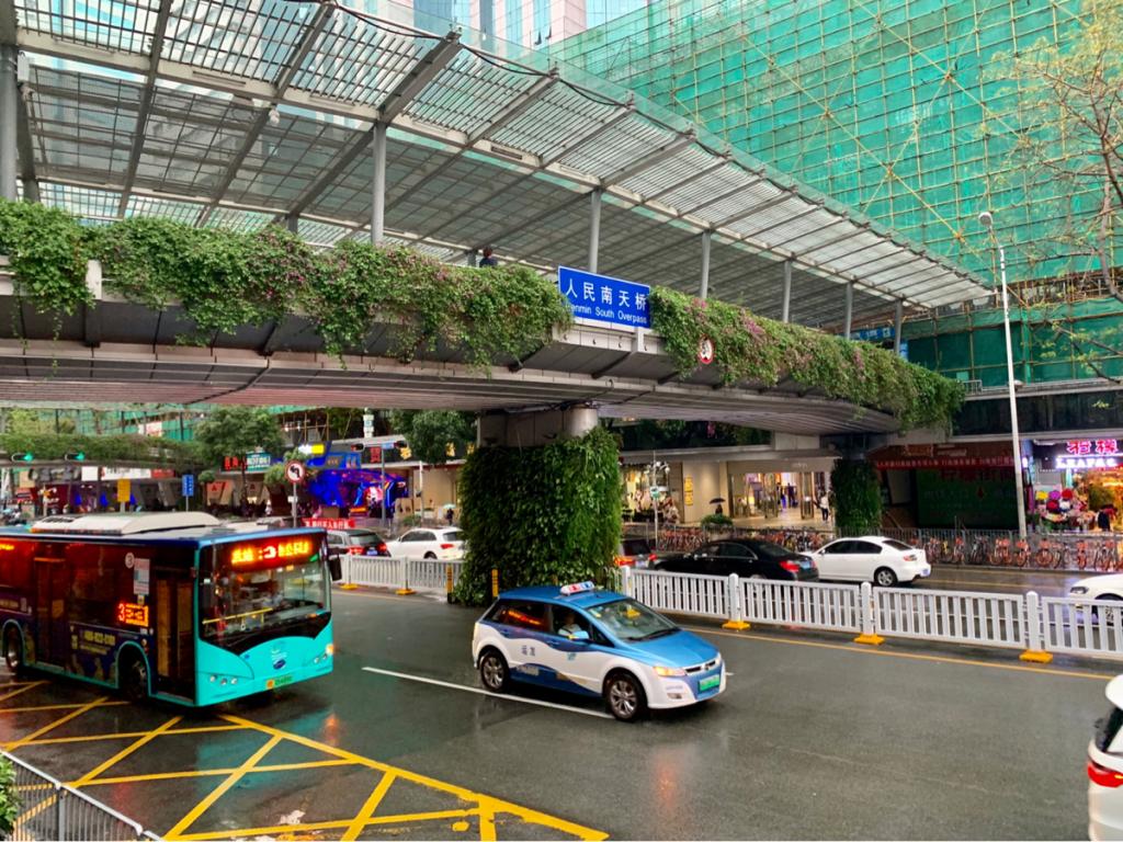 深圳の街を歩いていて、香港と違うなと思った点を3つにまとめてみた〜深圳一泊旅行(7)