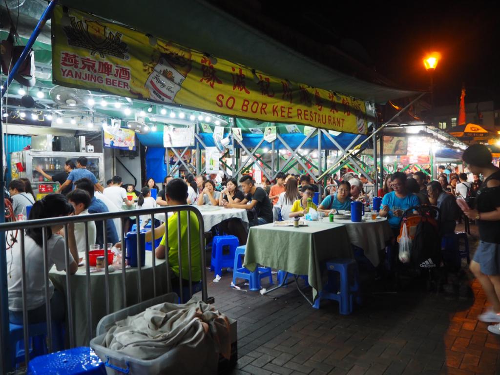 饅頭祭りの合間に何を食べるかについてまとめてみた~世界の奇祭!長洲島の饅頭祭りに行ってきた(3)