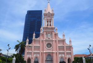 ダナン旧市街のダナン大聖堂・ハン市場を探索した〜子連れ旅行@ベトナムダナン(3)