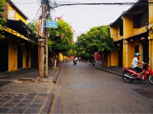 ホイアン旧市街は早朝がオススメ(前編)〜子連れ旅行@ベトナムホイアン(2)