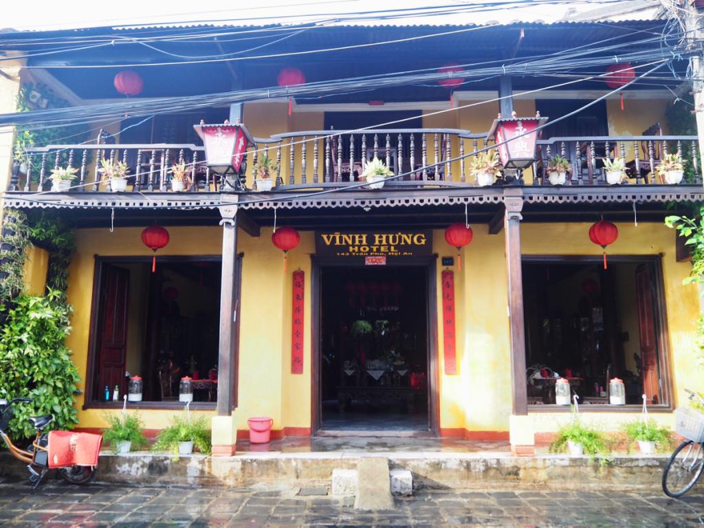 200年の歴史の古民家がホテルになったVinh Hung 1 Heritage Hotelでの宿泊が素晴らしかった〜子連れ旅行@ベトナムホイアン(5)