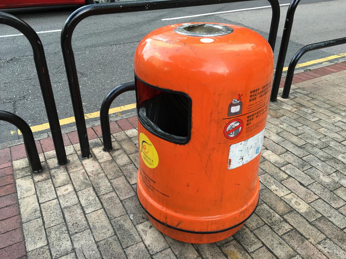 香港の街中を子連れで歩くときは「歩きたばこ」に注意