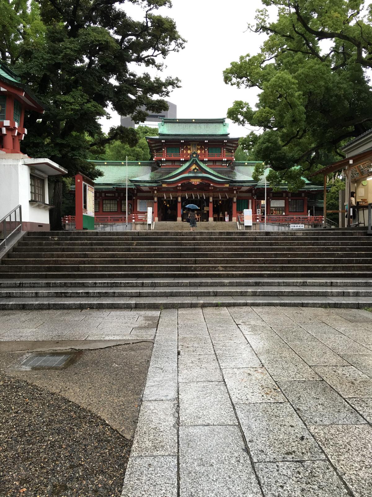 富岡八幡宮〜深川不動尊〜運河沿いの朝の散歩がとても気持ちが良かった