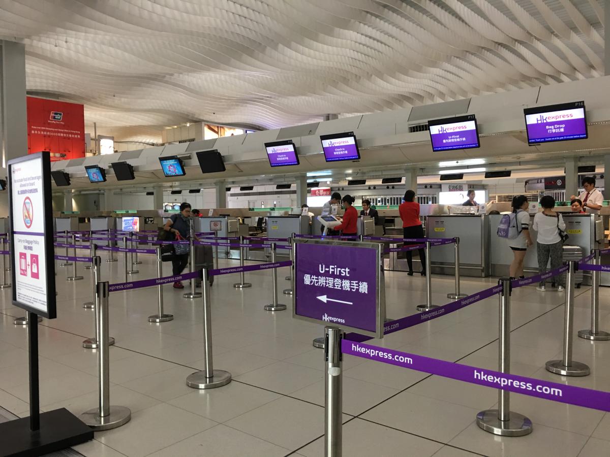 香港発東京行きの深夜LCC便で「あんなに乗りたくなかった羽田空港行きの香港エクスプレス」にまた乗っても良いと気持ちが変わった5つの理由