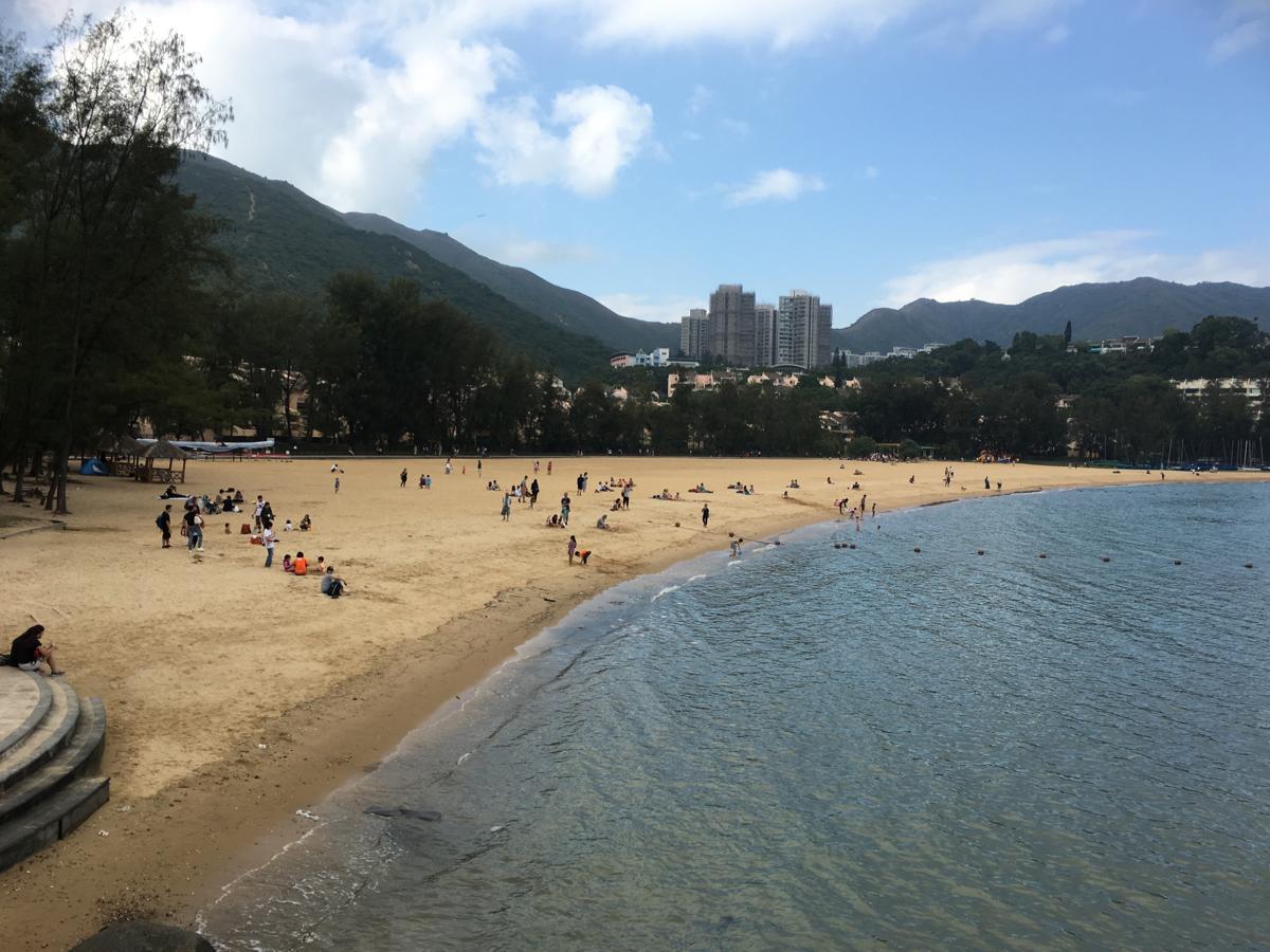 香港の郊外には香港らしくない場所があります 〜 サンディベイ / ディスカバリーベイ