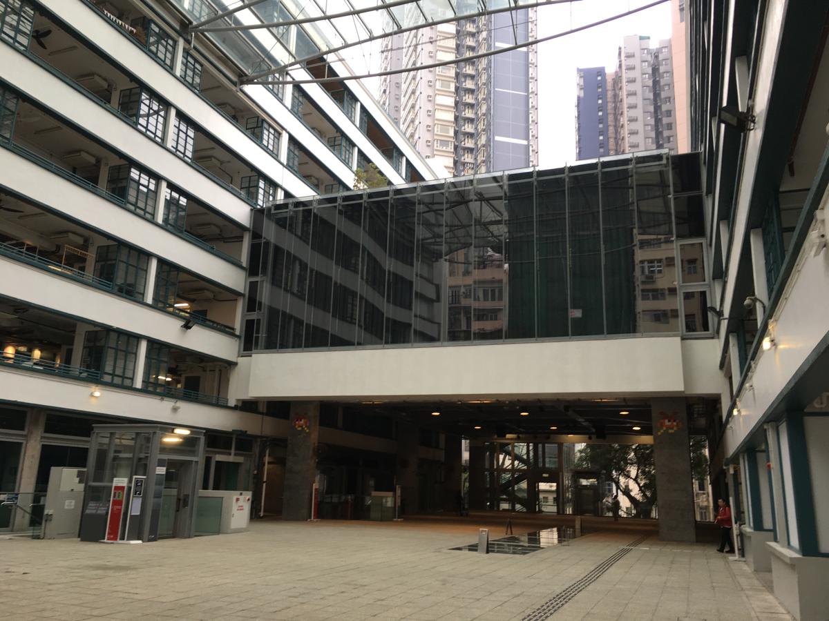 朝の香港セントラルを散歩 (2)嘉咸街市~蘭芳園~砵典乍街