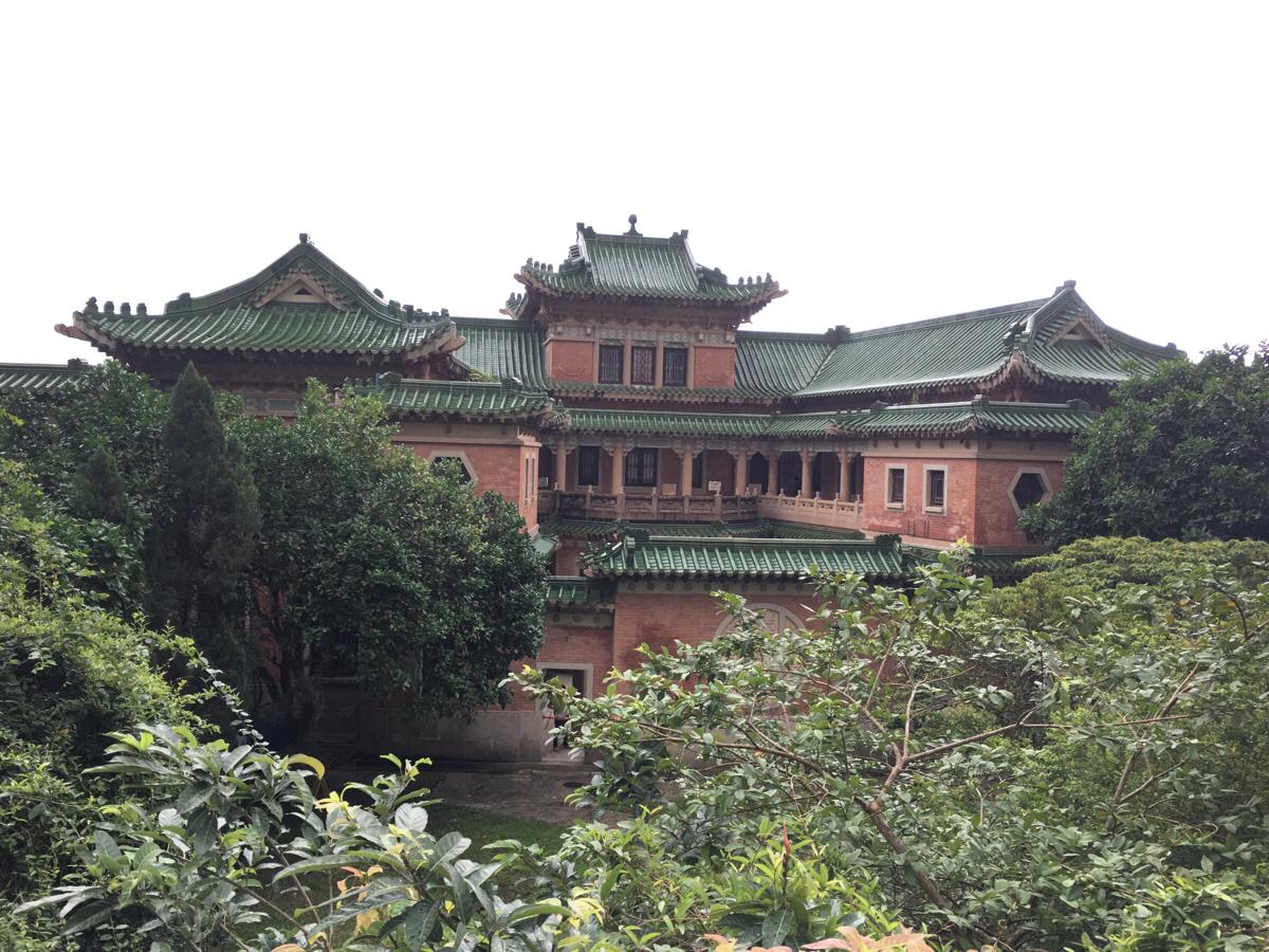 年1回の無料公開日に景賢里(King Yin Lei)を訪問〜(後編)景賢里の中を探索