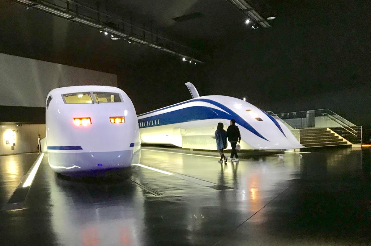 「リニア・鉄道館」は鉄道に興味が無くてもそれなりに楽しめた〜台風で名古屋に1日足止め(3)