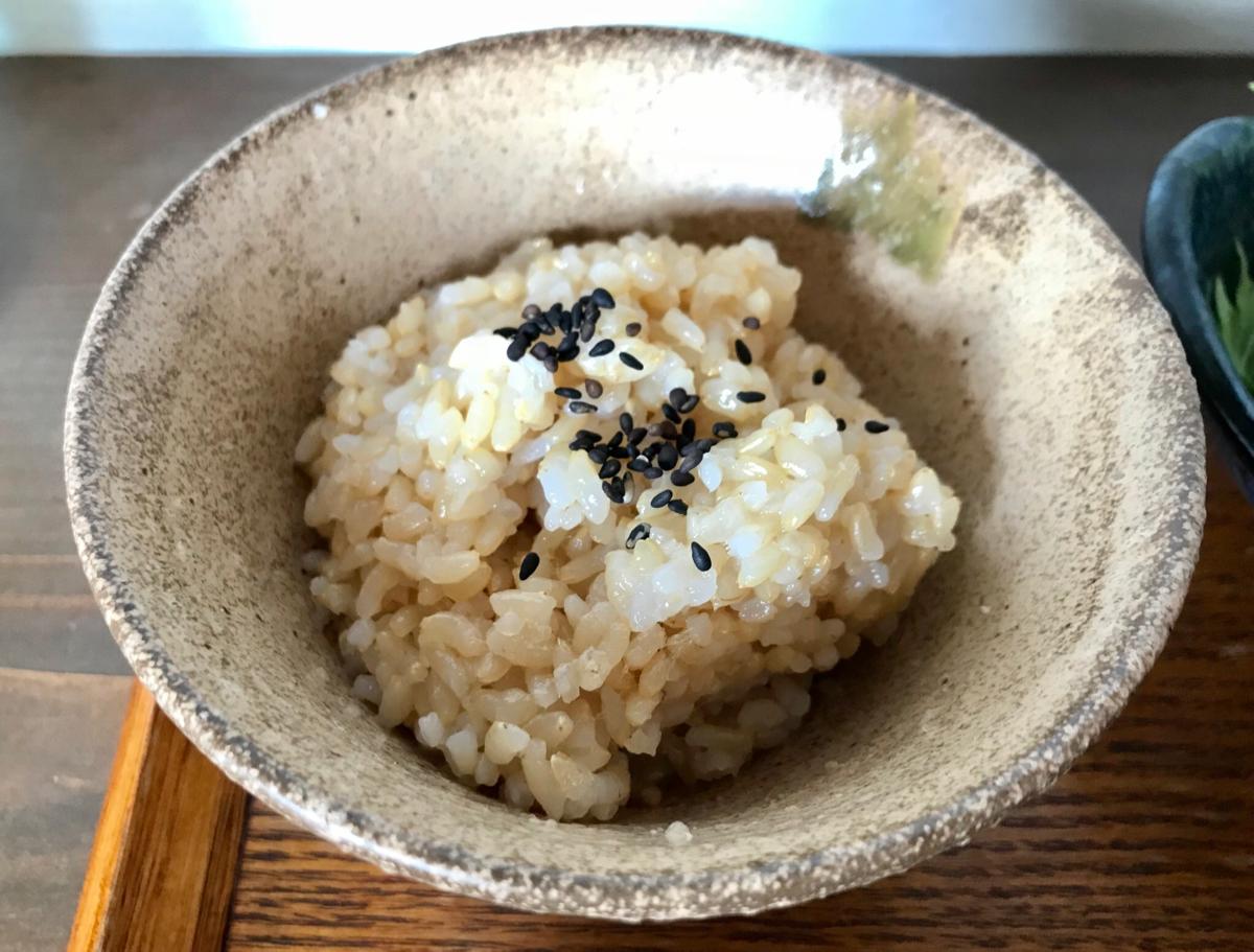 パブリックキッチンカフェ@吉祥寺の玄米ごはんが美味しすぎて、生まれてはじめてお店でお代わりをしてしまった