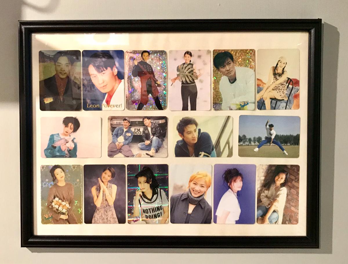 美荷樓 (Mei Ho House)@深水埗のカフェ「四十一冰室(House 41)」に飾られた香港スターの写真が誰なのか分からなかった