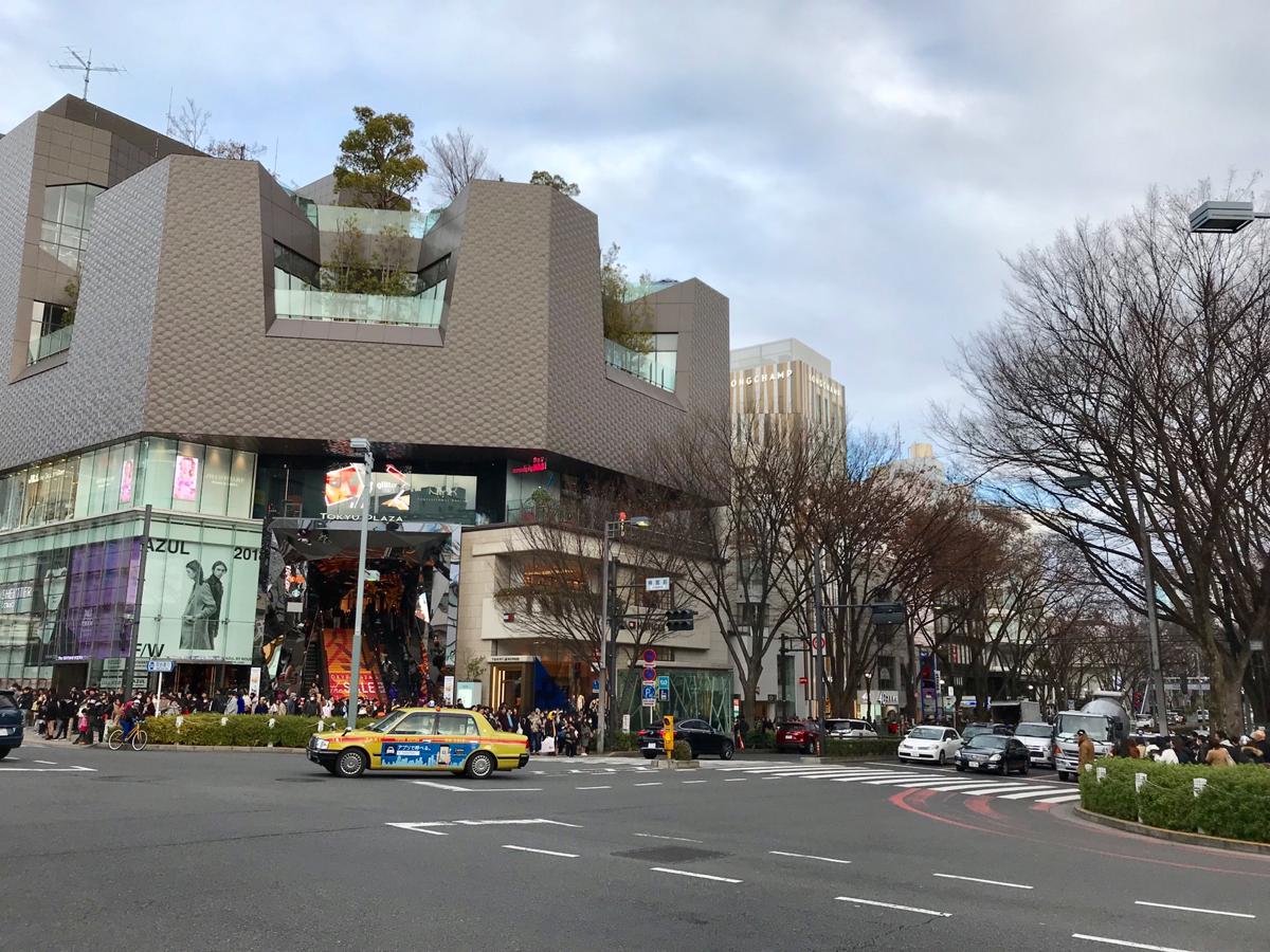 深夜便で日本に到着した当日は、歯医者と美容院で休憩を兼ねたメンテナンスをするのが定番
