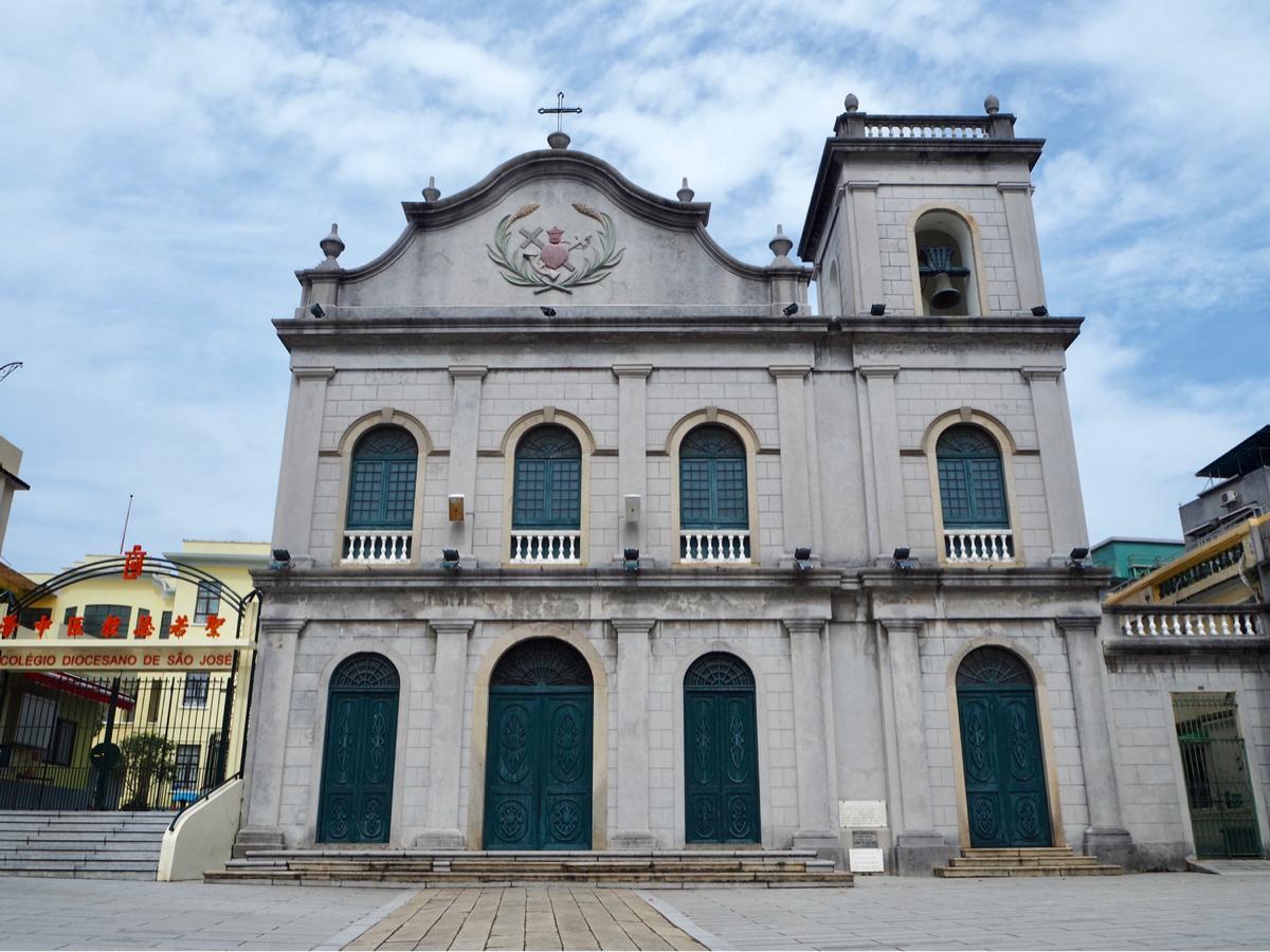 ポルトガルの面影を残したマカオ旧市街「ラザロ地区」をお散歩