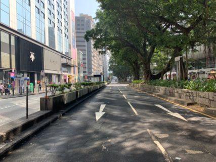 香港の地下鉄の妨害活動で、日本での帰宅困難を思い出した