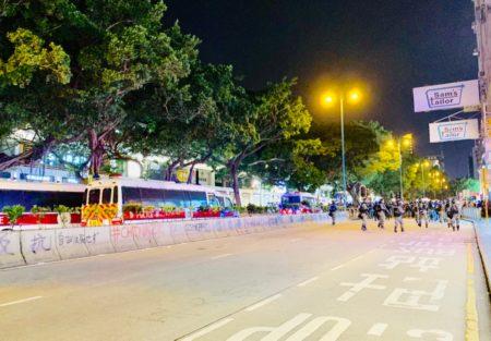 """香港理工大學の攻防が続く香港を見て、今は香港に長くあった""""膿""""を出しているんだと思うことにした"""