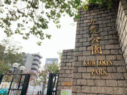 朝の九龍公園は香港らしい光景が見られるのでおススメ