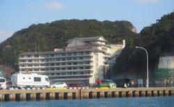 「リアルな竜宮城」なホテル浦島@那智勝浦で、まぐろを堪能したり洞窟温泉を楽しんだりした