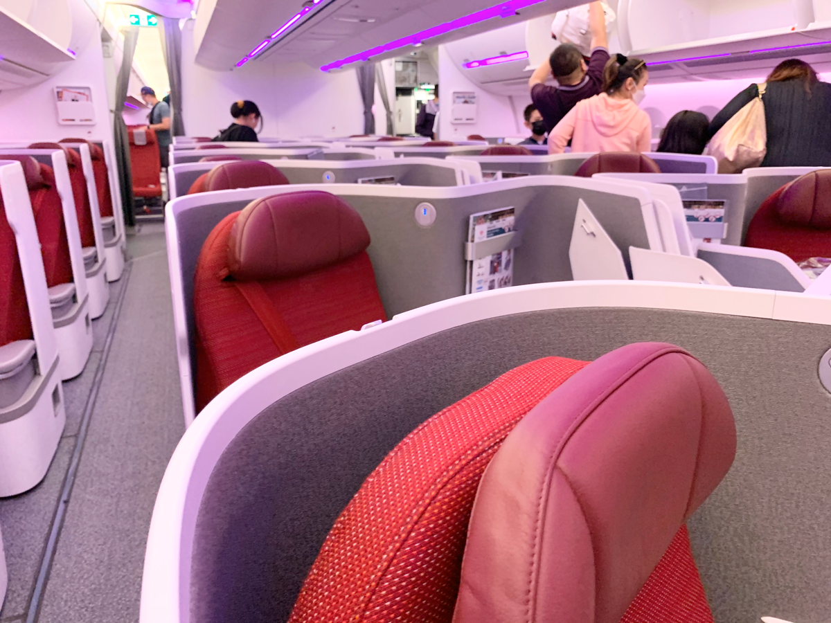 香港航空の格安ビジネスクラスのコストパフォーマンスが良すぎる理由について5つにまとめてみた